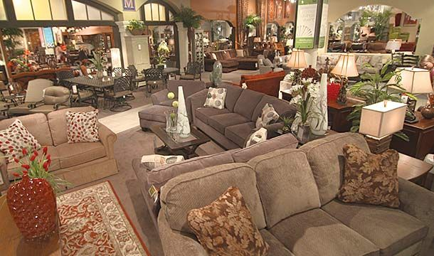 Mathis Brothers Furniture It is our commitment to provide our customers a one-stop destination for the largest selection of quality home furnishings at the lowest prices every day, while striving to enrich, fulfill, and reward our employees and the communities that we live in.