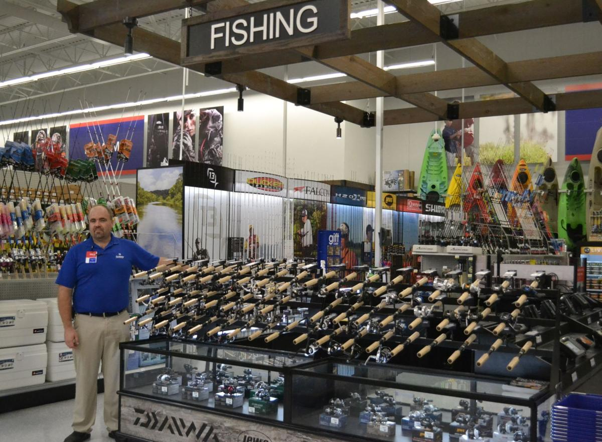 Academy sports gives owasso ymca kids shopping spree for Academy sports fishing