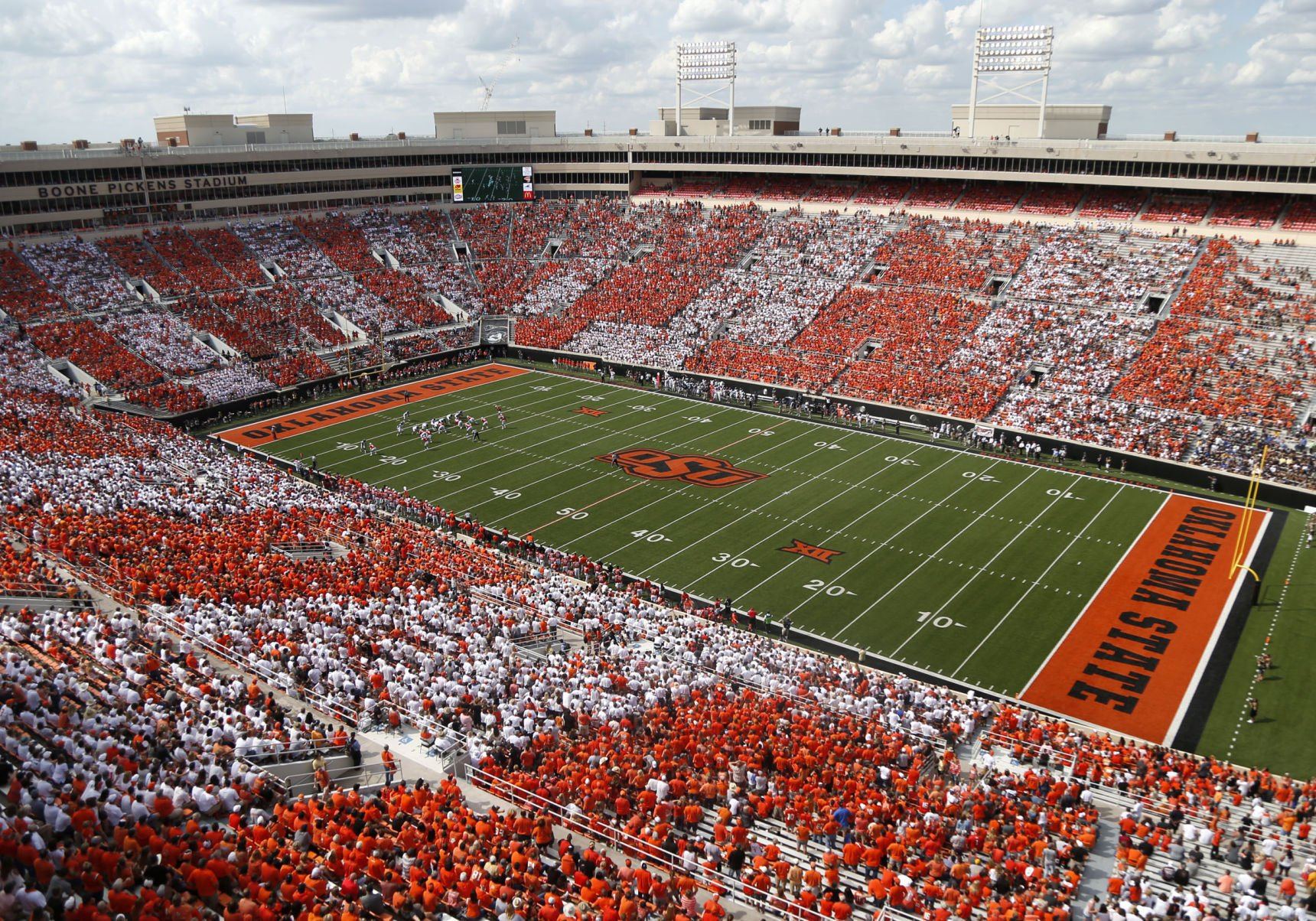 OSU Sports Extra - No. 10 West Virginia at Oklahoma State ...