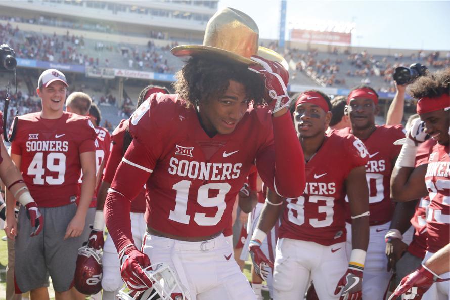 OU Sports Extra - Oklahoma football: Sooners headed for ...