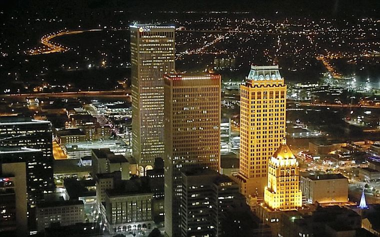 Tulsa Sees Downtown Revival After Exodus Of Jobs From City