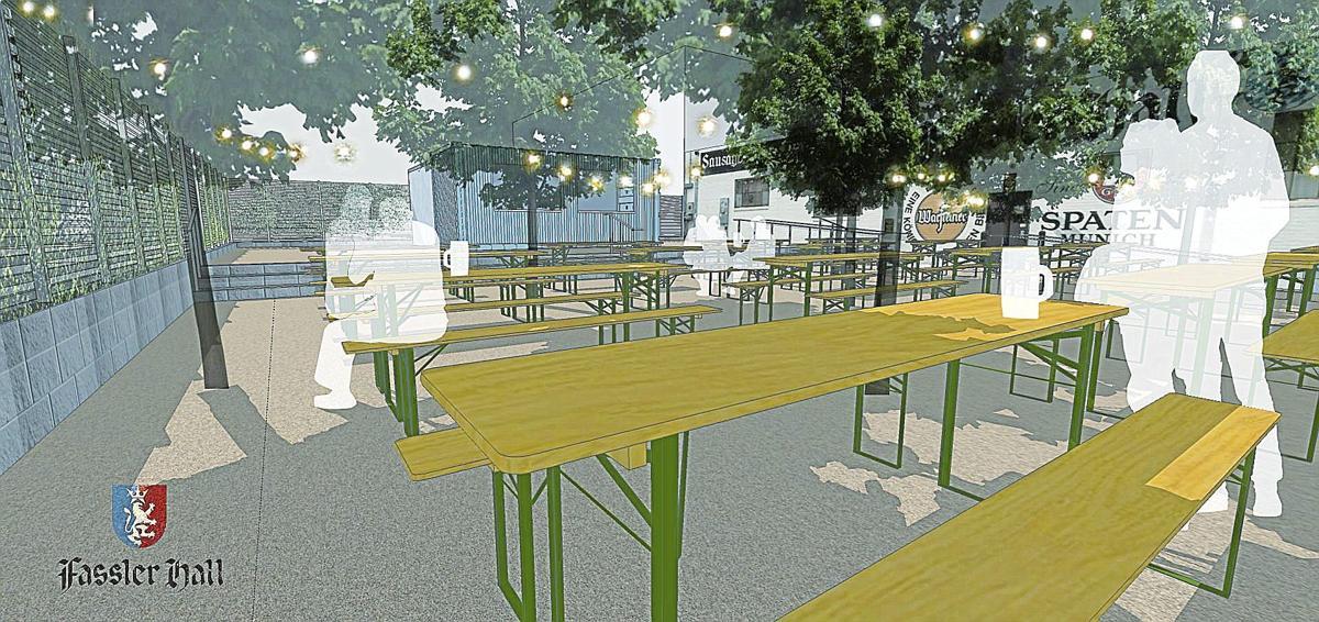 Fassler Hall Announces Plans For Biergarten Patio Area
