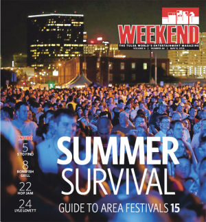 Weekend Cover - May 8