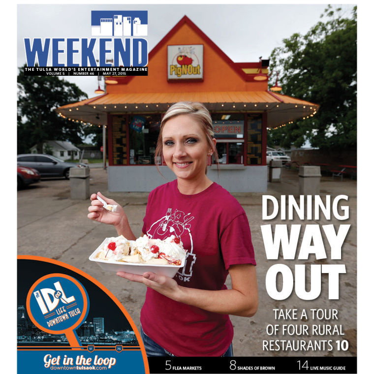 Dining Way Out: Unique, Rural Restaurants Make Cool Summer
