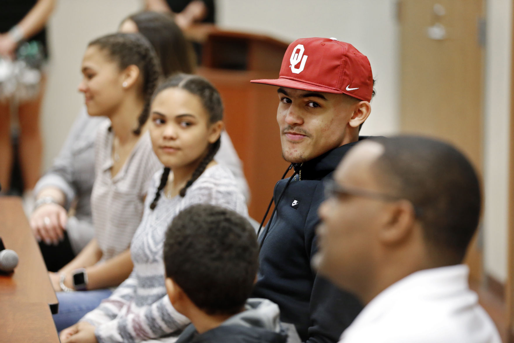 Could Michael Porter Jr. join Trae Young with the Sooners?