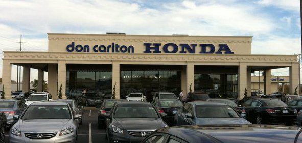 Don Carlton Honda - Tulsa, OK
