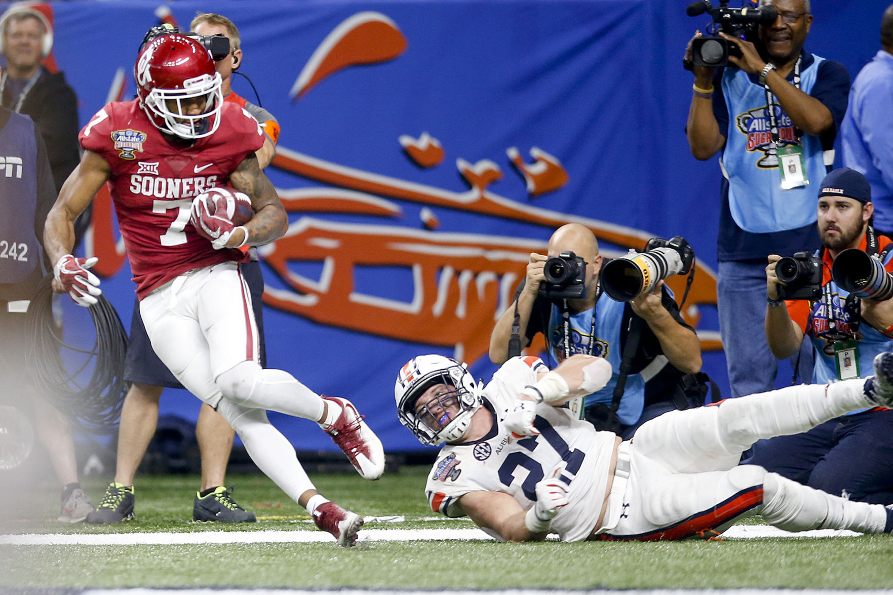 OU Sports Extra - Oklahoma football: A look at defensive backs