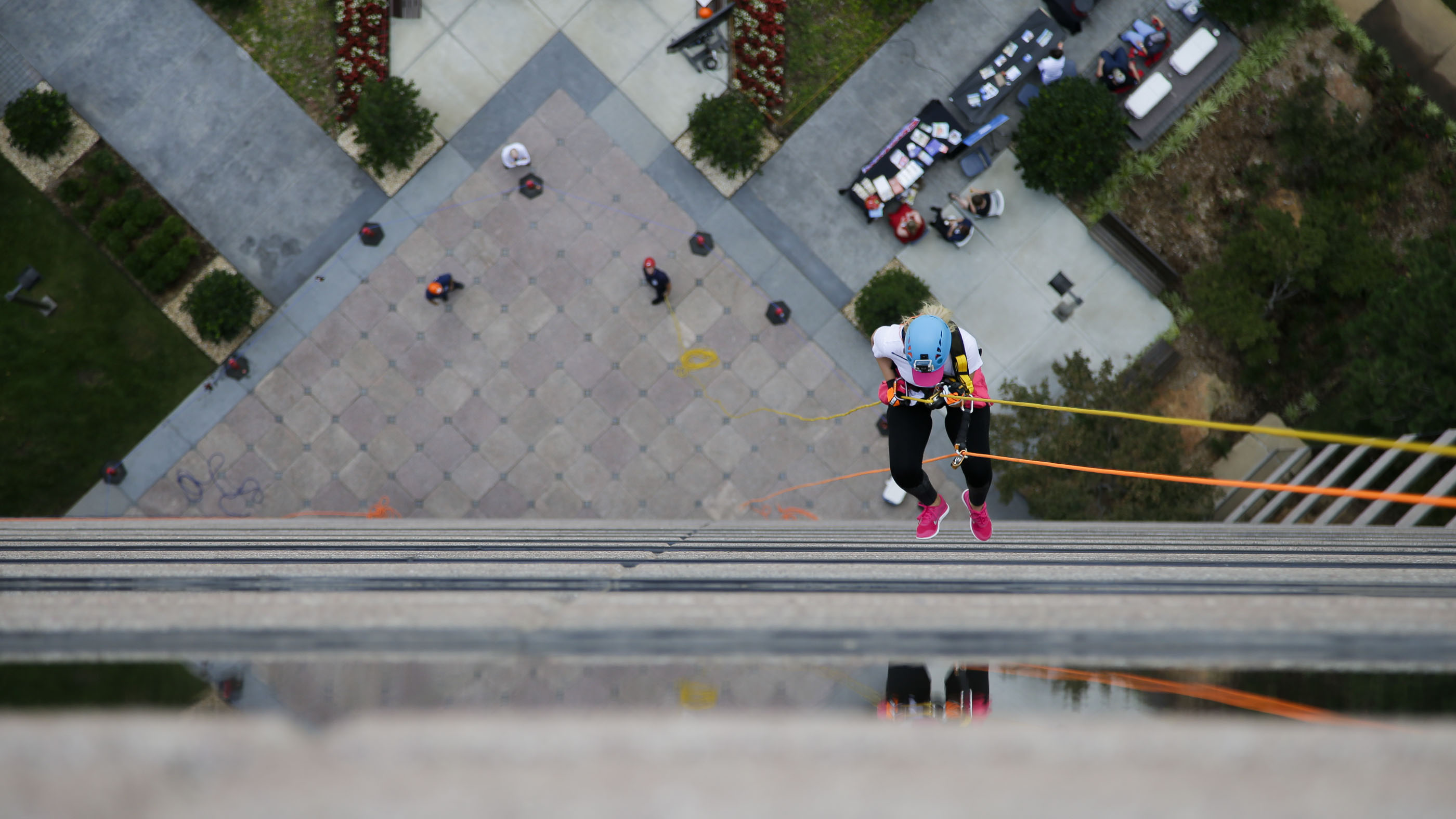 "Photo Gallery: ""Over the Edge for Education"": www.tulsaworld.com/photovideo/slideshows/photo-gallery-over-the..."