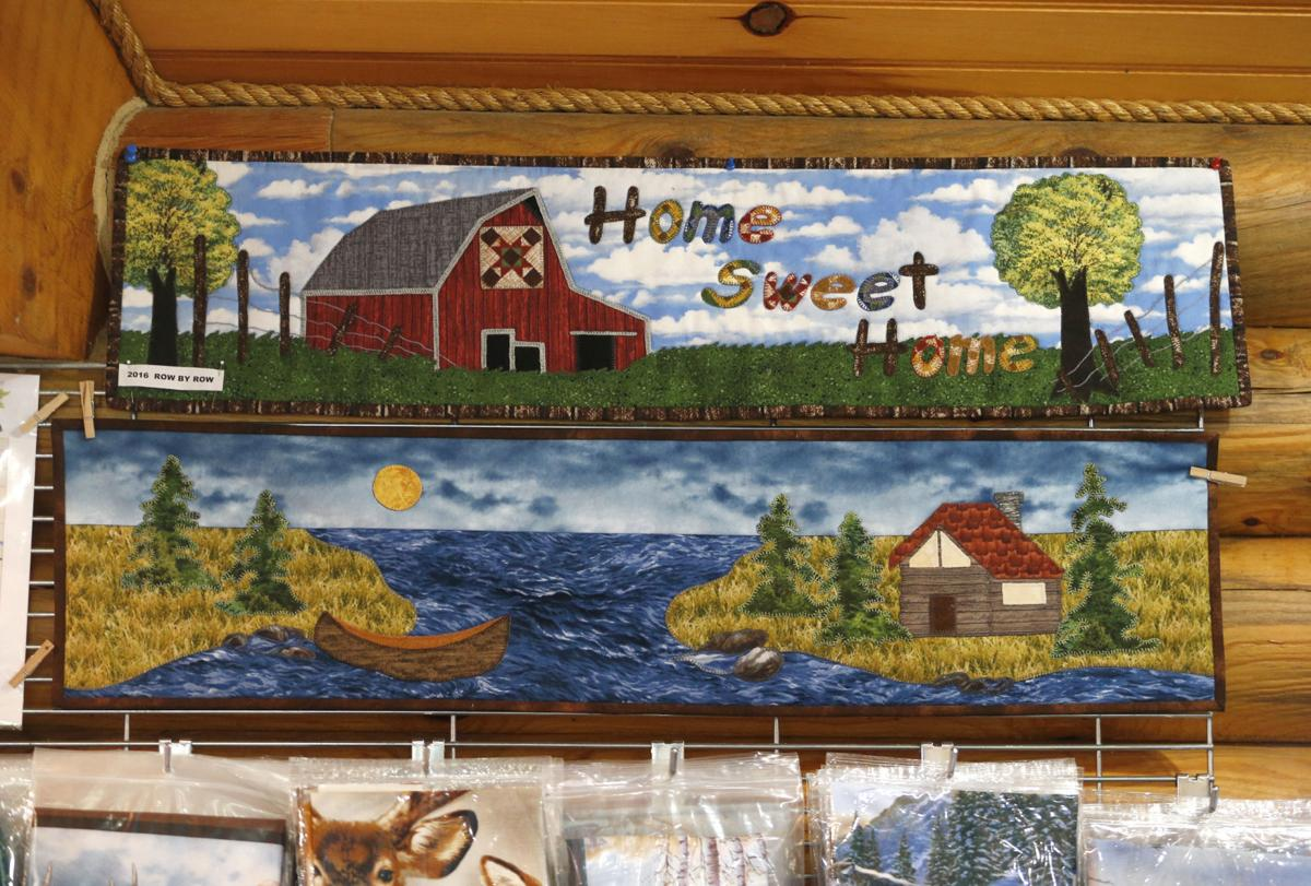 Ginnie graham bixby shop owner 39 wins the super bowl 39 of quilting homepagelatest Better homes and gardens tonight
