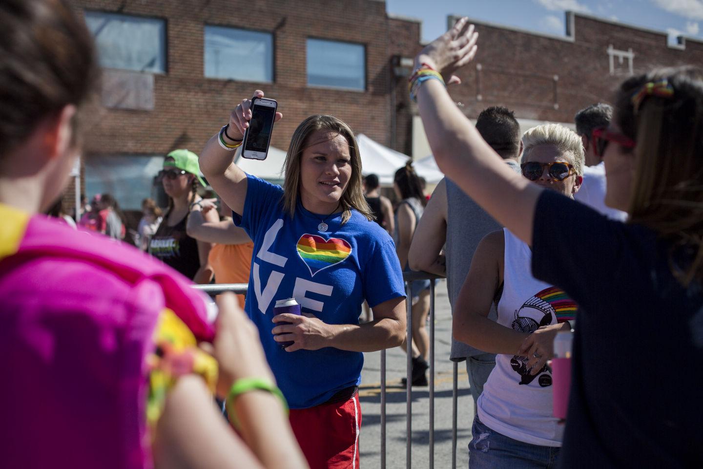 from Gunner tulsa gay pride