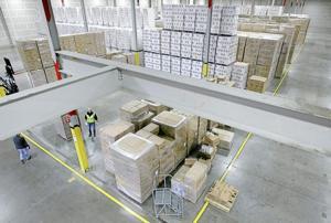 Crossroads Distribution Center Tulsa