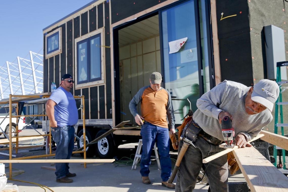 Tiny Home Project To Debut At Greater Tulsa Home Garden Show Tulsa World Home Garden