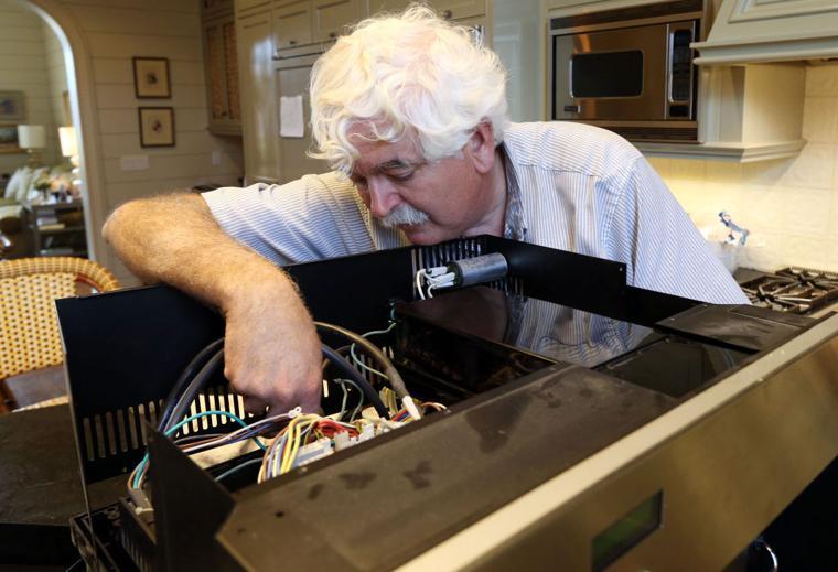 Tulsa appliance repair man uses logistics to ensure happy customers - Tulsa World: Home & Garden