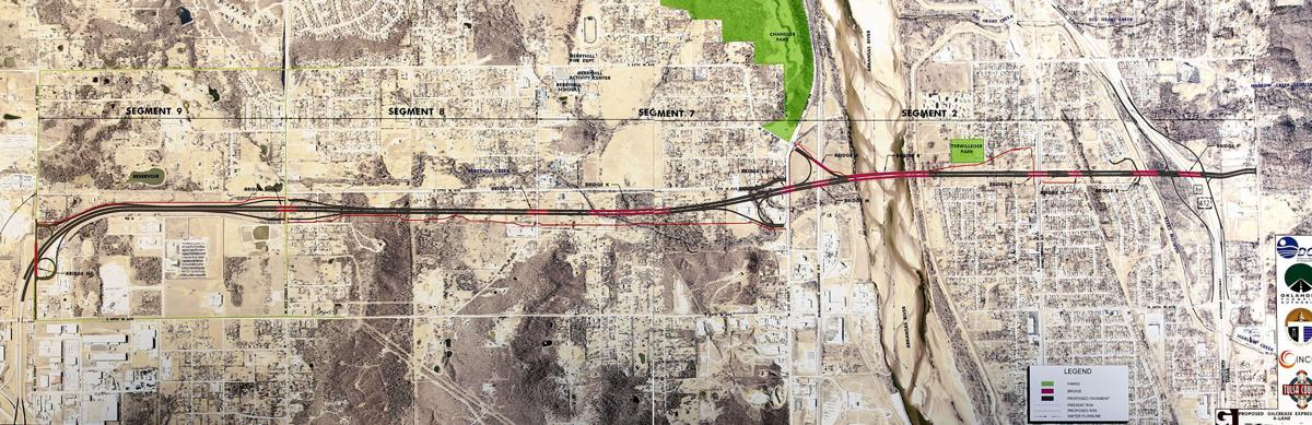 Gilcrease expressway working group meets for first time homepagelatest tulsaworld com
