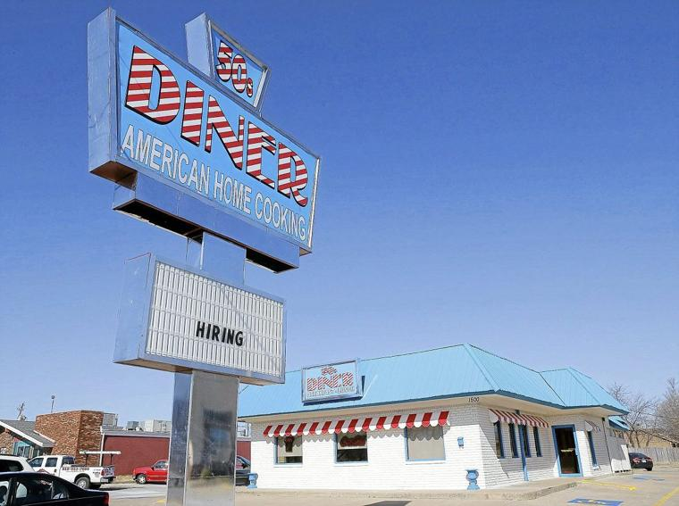 Review 50s diner recalls the 1950s with music for 50 s diner exterior