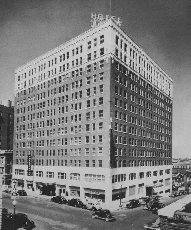 Ford Of Tulsa: Throwback Tulsa: Oilmen, Celebrities Lived It Up At Hotel