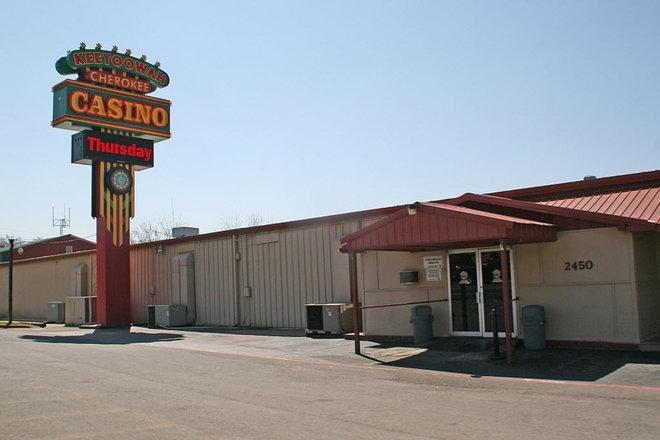 Cherokee nation casino jobs tahlequah