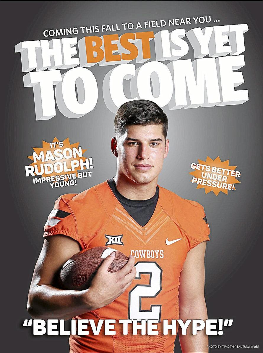 osu sports extra college football preview is mason rudolph 2015 college football preview is mason rudolph as good as advertised we build a campaign showing his strengths and weaknesses plus other storylines to