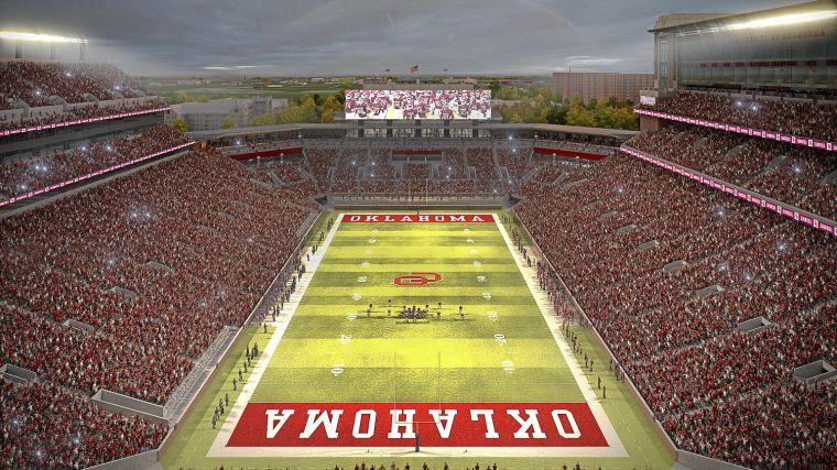 OU Sports Extra | Blog - OU Sports: Stadium renovation ...