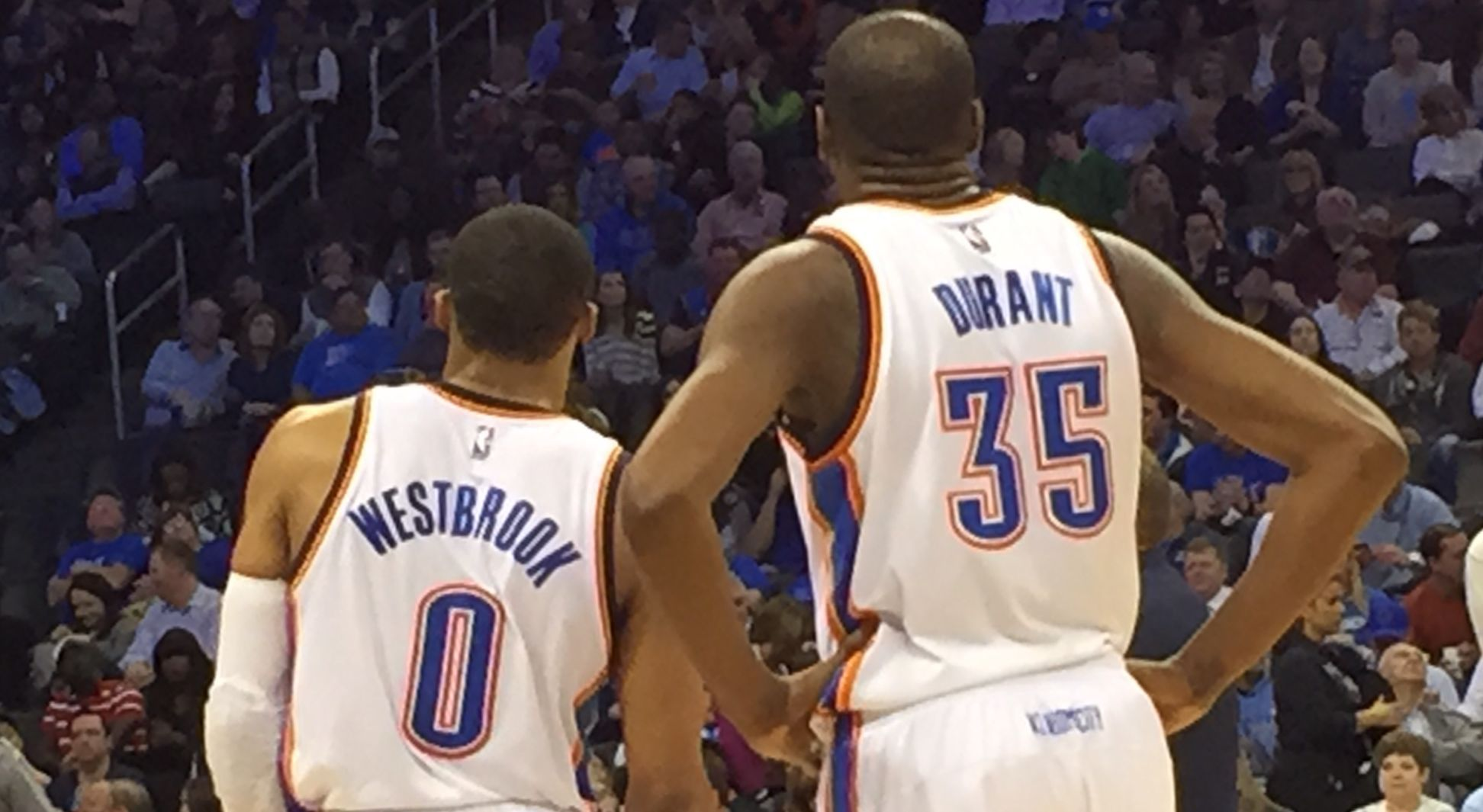Kevin Durant is returning to Oklahoma City as a Warrior