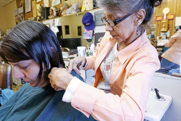 Barber Shop Kendall : Trishs Barber Shop closing after 3 decades to make way for ...