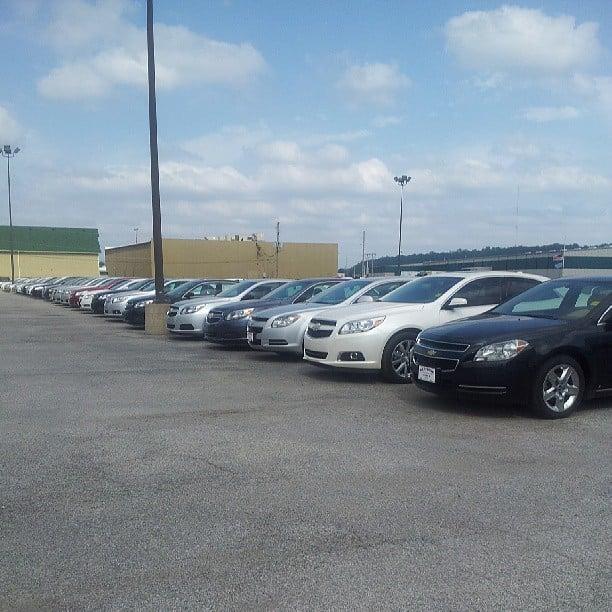 Tulsa Chevy Dealers: Keystone Chevrolet