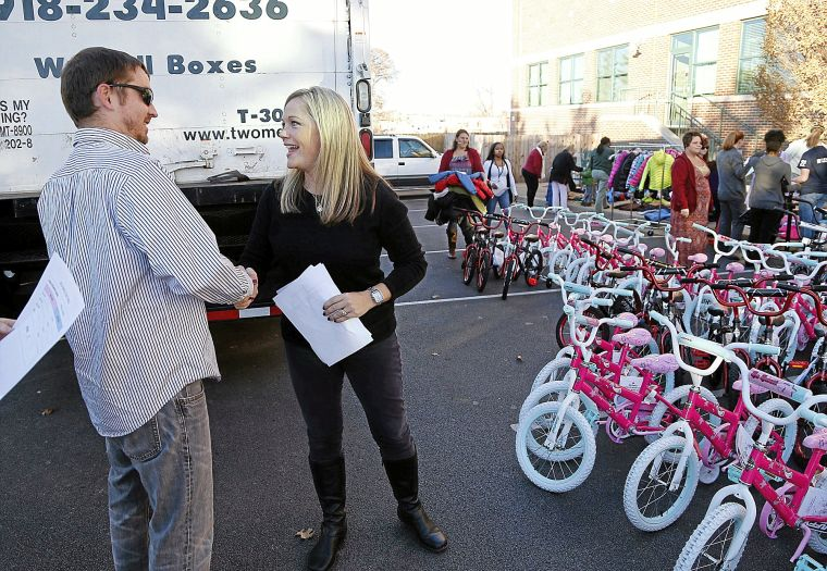 Bikes Tulsa Bikes for Tykes to help