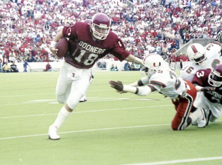 OU Sports Extra - Troy Aikman's transfer from OU to UCLA ...