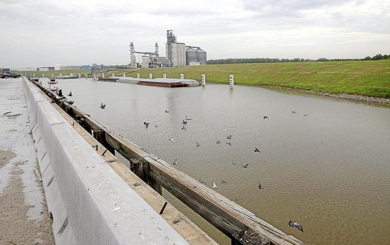 Real Estate Jim Skrip : Recent rains impact horrific on waterway shipping for