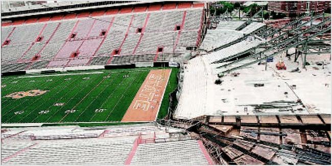 Boone Pickens Stadium Renovation Osu Makeover Tulsa