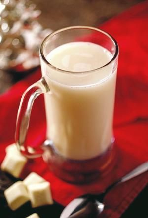 Hot Chocolate - Lemongrass-Lavender White Hot Chocolate