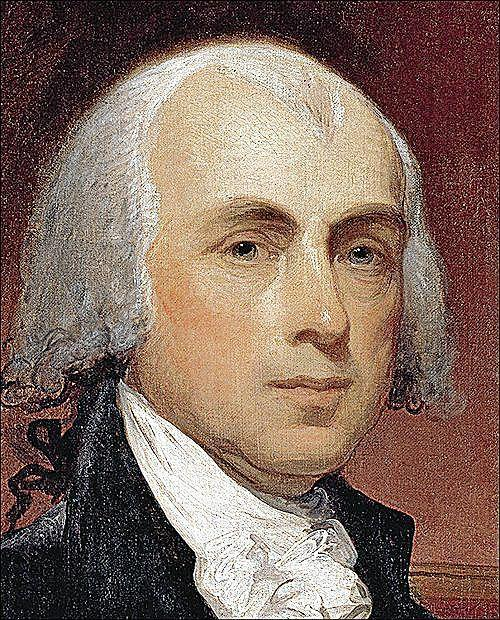 Henry bain time to modernize the constitution tulsa for James madison pets
