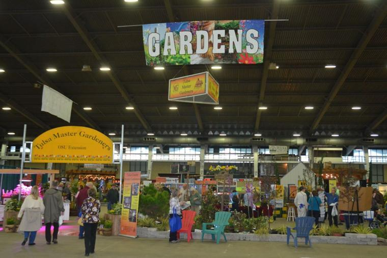 Owasso Chamber Vendors Take Part In Tulsa Home Garden