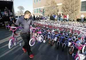 Bikes For Tykes Of Tulsa Bikes for Tykes to help