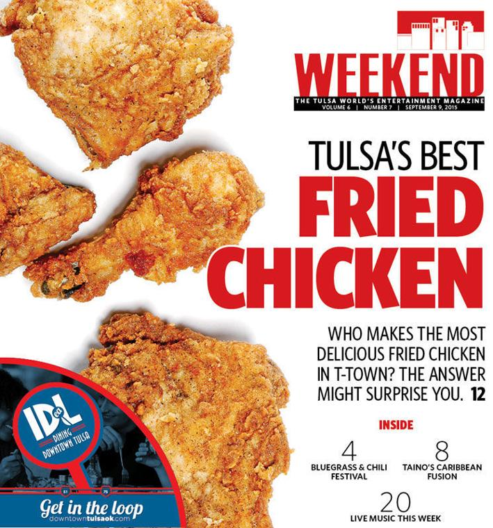 Who makes the most delicious fried chicken in Tulsa? The ...