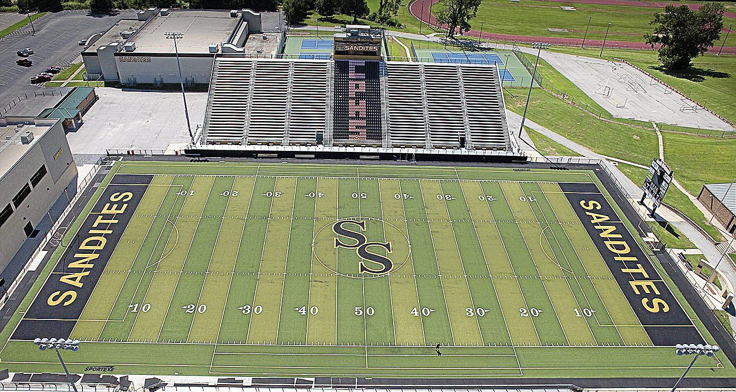 Photo Gallery A Look At Area High School Football Stadiums