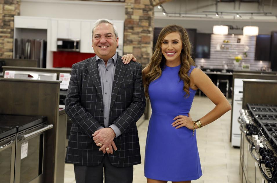 Tvtype With Gentry Johnson Co Star In The Hahn Appliance