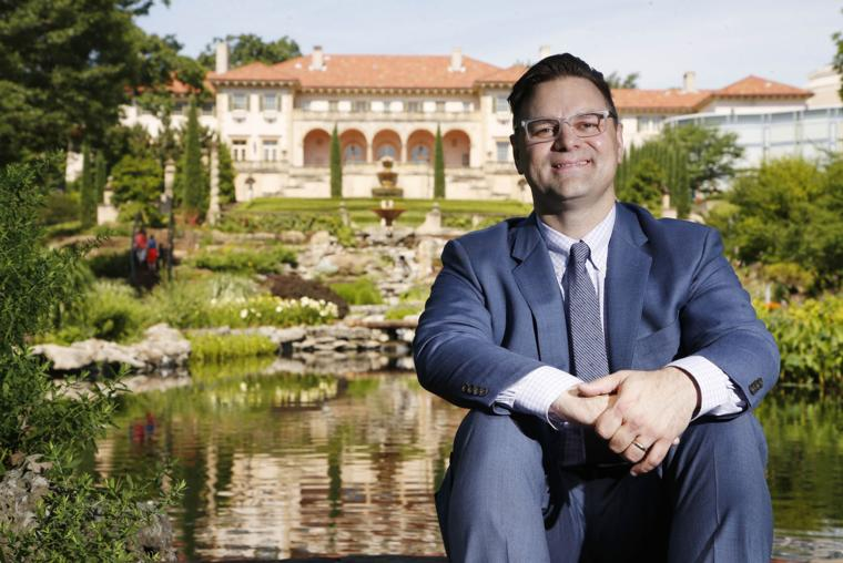 New Philbrook Museum Director Scott Stulen