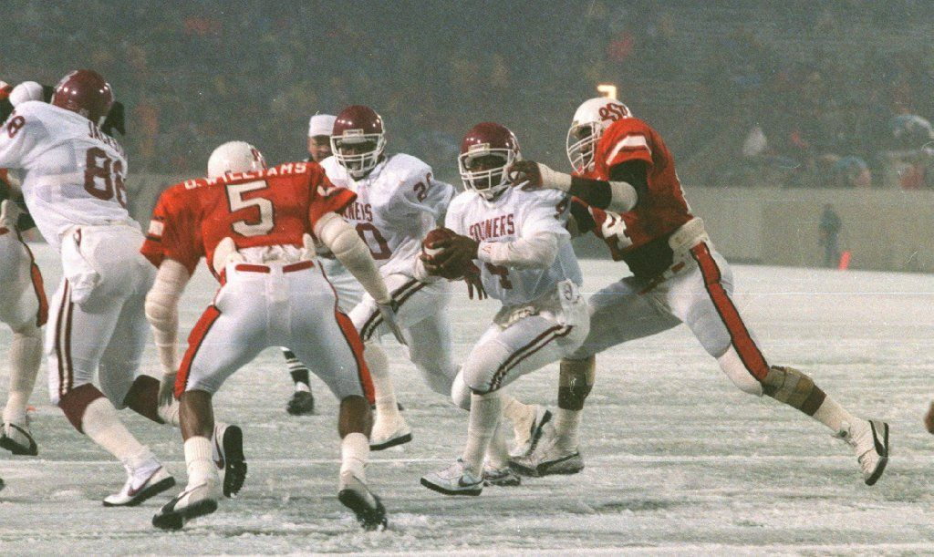OSU Sports Extra - 30 years later, the 'Ice Bowl' still ...
