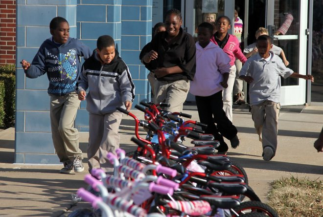 Bikes For Tykes Of Tulsa Bikes for Tykes shares with