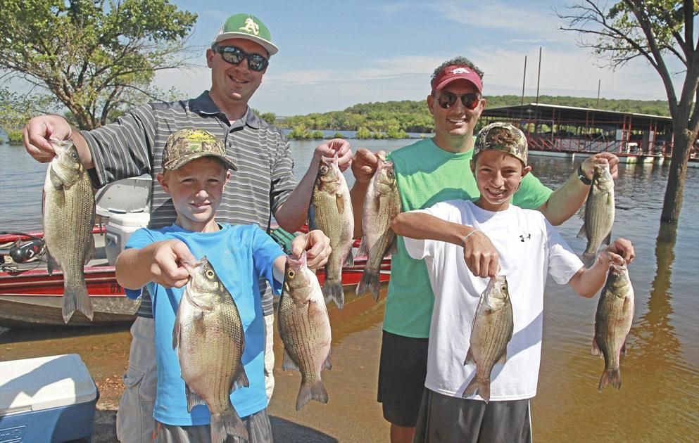 Oklahoma fishing report for nov 11 tulsa world sports for Fishing forecast oklahoma