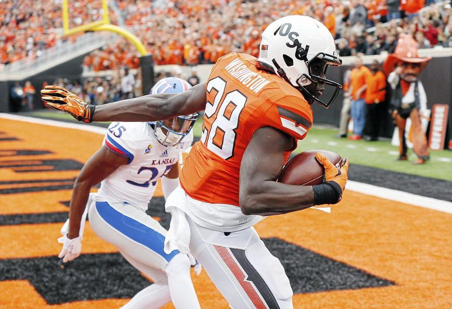 Image result for james washington osu