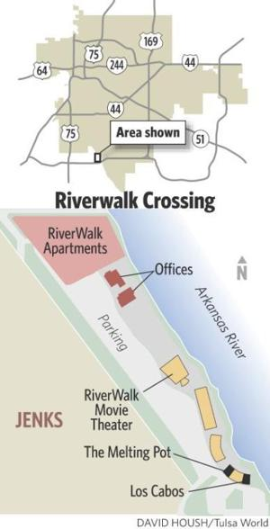 Creeks announce 22 million entertainment complex at jenks for 300 riverwalk terrace jenks ok