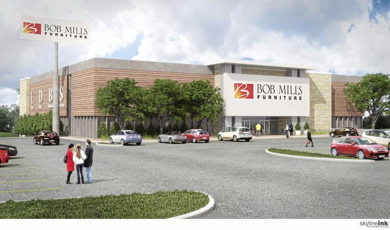 Bob Mills Furniture to open in former Reasor s at 71st and