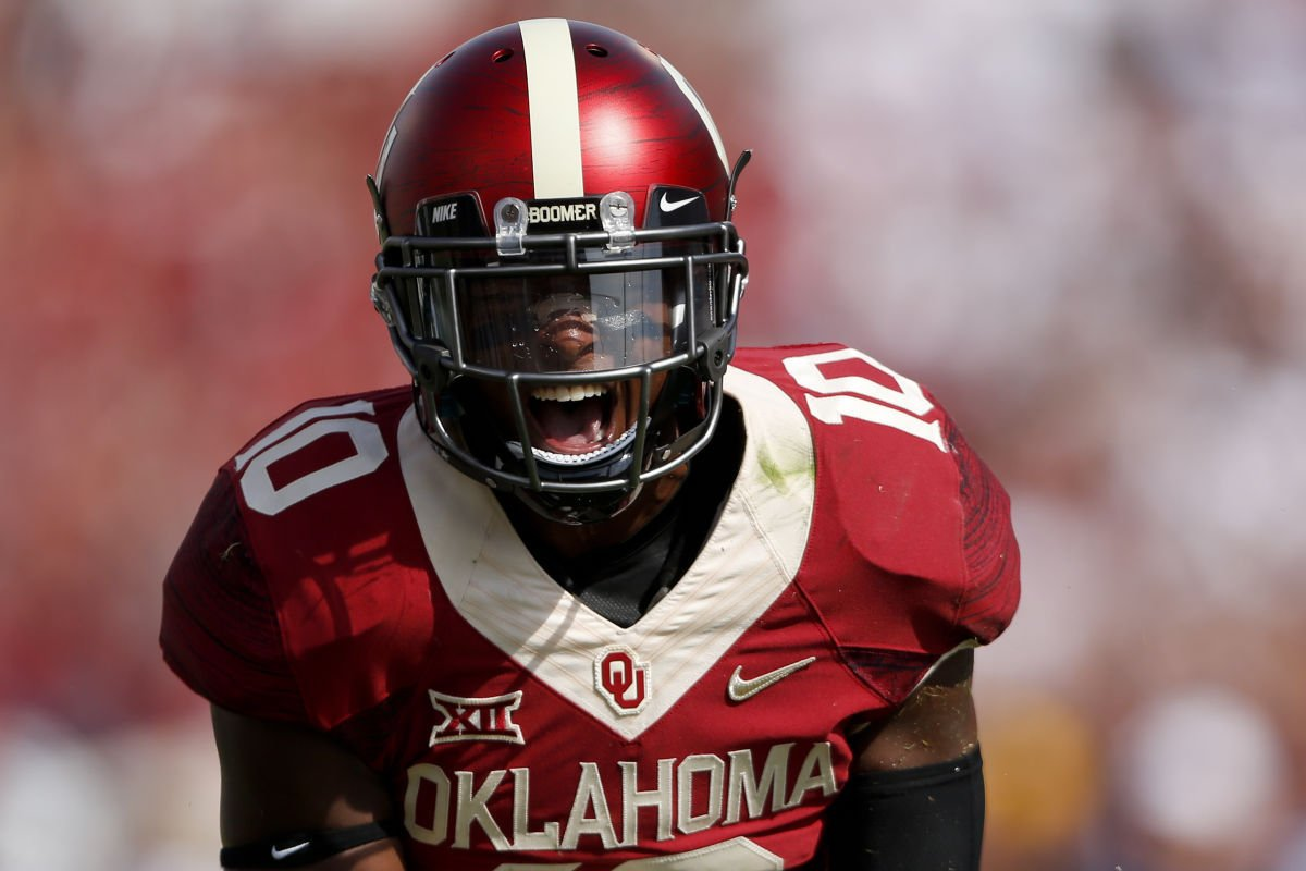 No. 3 Oklahoma's D looks to slow No. 15 Houston's Ward