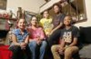 news neediest families single mother four taking cancer fight article dacaba