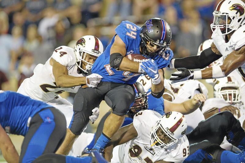 Tu Sports Extra Tulsa Vs Louisiana Monroe Observations