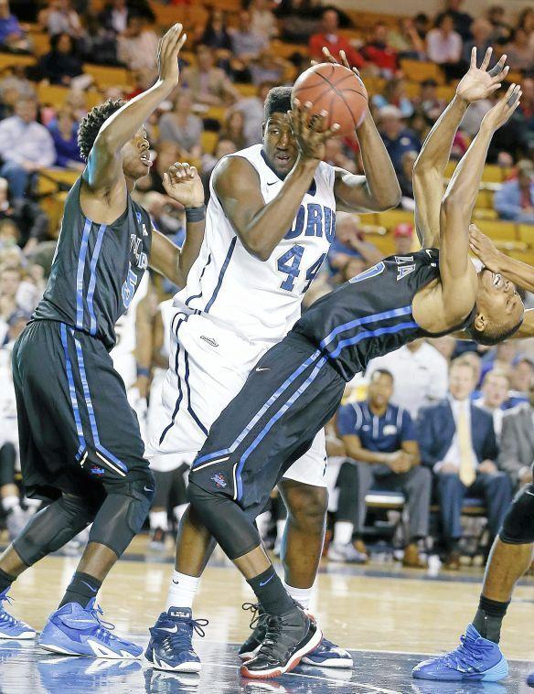 TU vs ORU Mayor's Cup men's basketball game - Tulsa World: Gallery