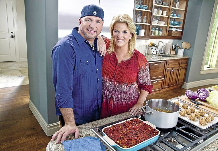 Pioneer woman trisha yearwood and kerry vincent bring for Pioneer woman ree drummond husband