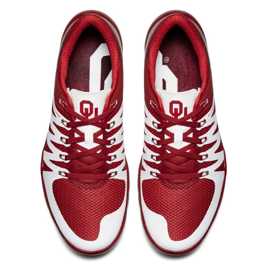 Oklahoma Sooners Shoes Nike